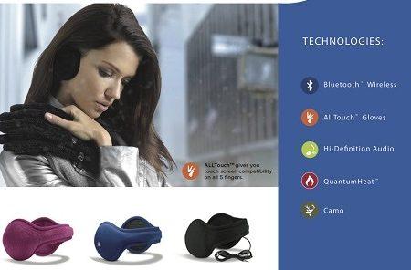 Earwarmer, Mützen und Handschuhe