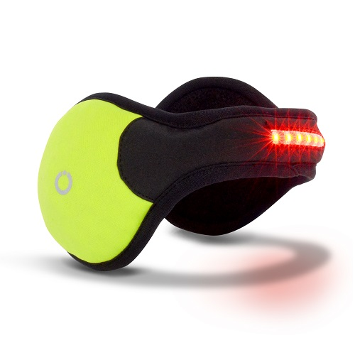 Earwarmer mit LED
